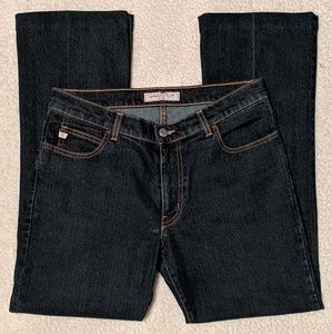 Miss Sixty Dark Blue Jeans 32x27